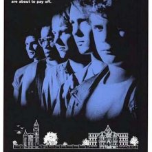 Locandina del film Scuola di Eroi (Toy Soldiers, 1991)