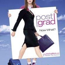 Nuovo poster per il film Post Grad