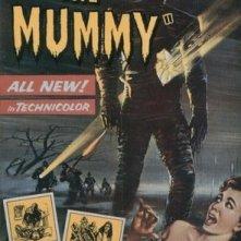 Poster inglese de La mummia