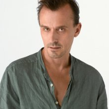 Robert Knepper in una immagine promo della terza stagione di Prison Break