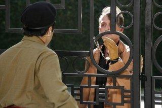 Robert Knepper in una scena dell'episodio Vs. di Prison Break