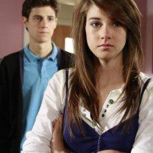 Shailene Woodley e Kenny Baumann nell'episodio Scelte importanti de La vita segreta di una teenager americana