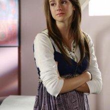 Shailene Woodley in una scena dell'episodio Scelte importanti de La vita segreta di una teenager americana