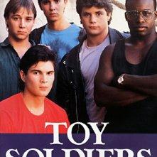Wil Wheaton, Sean Astin e gli altri protagonisti di Scuola di eroi (Toy Soldiers, 1991)