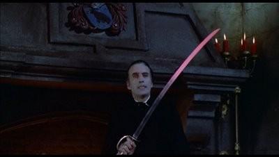 Christopher Lee In Una Scena De Il Marchio Di Dracula 113079