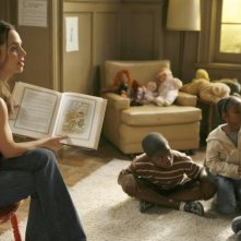 Eliza Dushku in una scena dell'episodio Briar Rose di Dollhouse