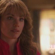 Erica Durance in una scena dell'episodio 'Il sole giallo' della serie tv Smallville
