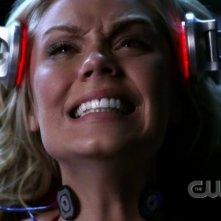 Laura Vandervoort nell'episodio 'La fondazione Isis' della settima stagione di Smallville