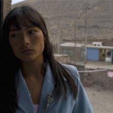 Magaly Solier è la splendida protagonista del film Il canto di Paloma