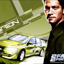 Paul Walker: wallpaper di 2fast 2furious