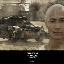 "Robin Shou interpreta 14K nel film ""Death Race"""