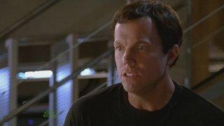 Adam Baldwin nell'episodio 'Chuck Versus the Fat Lady' della seconda stagione di Chuck