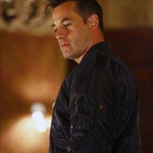 Adrian Pasdar in una scena di An Invisible Thread della terza stagione di Heroes