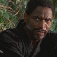 Carl Lumbly in primo piano nell'episodio 'Chuck Versus the Sensei ' della serie televisiva Chuck