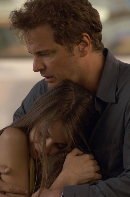 Colin Firth E Willa Holland In Una Scena Del Film Genova 113306