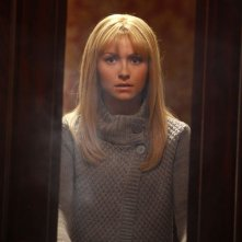 Hayden Panettiere in una scena di An Invisible Thread della terza stagione di Heroes