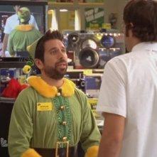 Joshua Gomez nell'episodio 'Chuck Versus  Santa Claus' della serie tv Chuck