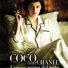 La locandina italiana di Coco avant Chanel