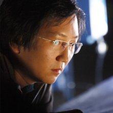 Masi Oka in una scena di An Invisible Thread dalla terza stagione di Heroes