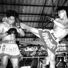 Samart Payakarun in allenamento