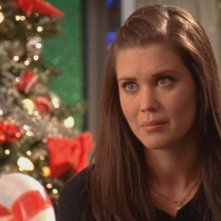 Sarah Lancaster nell'episodio 'Chuck Versus  Santa Claus' della serie tv Chuck