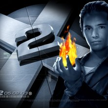 X-men 2: un wallpaper di Aaron Stanford