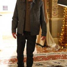 Zachary Quinto in una scena di An Invisible Thread della terza stagione di Heroes