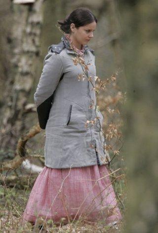 Abbie Cornish in una scena di Bright Star (2009)