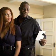 Beyoncé Knowles e Idris Elba in un'immagine del film Obsessed
