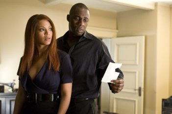 Beyoncé Knowles e Idris Elba in un'immagine del film Obsessed