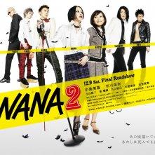 Cast del secondo film di Nana