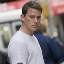 Channing Tatum è Sean Arthur nel film Fighting