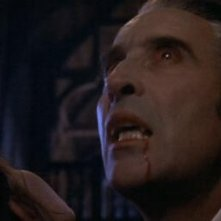 CHristopher Lee nell'horror 1972: Dracula colpisce ancora