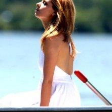 La bellissima Sarah Michelle Gellar sul set del film  Veronika Decides to Die
