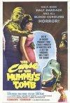 Locandina inglese de Il mistero della mummia