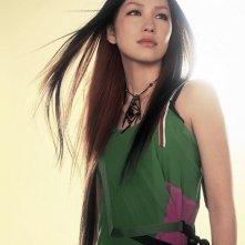 Mika Nakashima coi capelli al vento