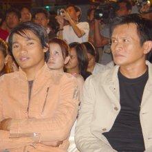 Panna Ritthikrai con Tony Jaa