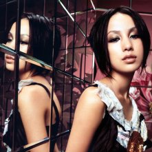 Promo allo specchio per Mika Nakashima