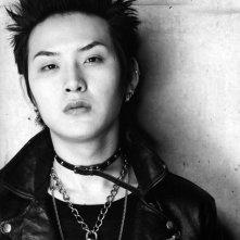 Ryuhei Matsuda (Ren Honjou) nel primo film di Nana, in bianco e nero