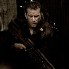 Thomas Jane in un'immagine del film The Mutant Chronicles