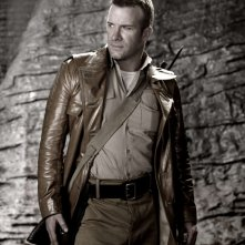 Thomas Jane in una scena del film The Mutant Chronicles