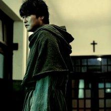 Una scena del film Thirst, diretto da Park Chan-Wook