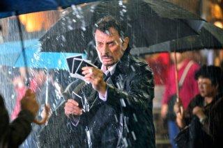 Una sequenza del film Vengeance di Johnnie To