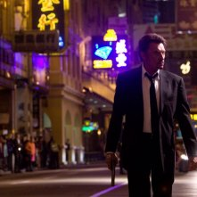 Una sequenza del film Vengeance, diretto da Johnnie To e presentato in concorso al Festival di Cannes 2009
