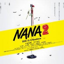 Wallpaper del microfono di Nana Osaki nel film 'Nana 2'