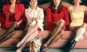 Donne sull'orlo di una crisi di nervi in TV