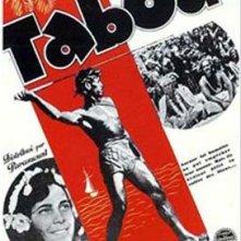 La locandina di Tabù