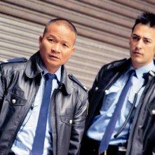 Petchtai Wongkamlao in una scena di The Protector - La legge del Muay Thai