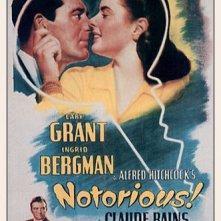 Poster americano di Notorius