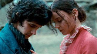 Una scena del film Bright Star, presentato in concorso a Cannes 2009